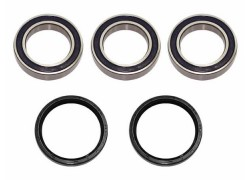 Kit rodamientos Eje trasero Honda TRX450 R 04-09, TRX450 ER 06-14
