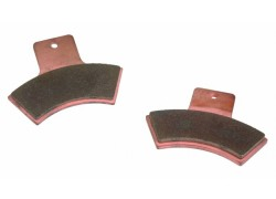 Pastillas de freno trasero Sinterizadas Polaris 250 Trail Blazer 99-04, 250 Xplorer (4x4) 2000, 300 Trail Boss 03-05, 325 Magnum 00-01, 325 Trail Boss 00-02