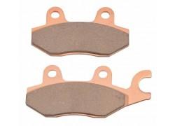 Pastillas de freno delantero lado Derecho Sinterizadas Yamaha YFZ450 04-14, YFZ450R 09-16, YXR450 Rhino 06-09, YXR660 03-08, YFM700 Raptor 06-13