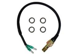 Sensor hidráulico recto para luz de freno M10x1,00