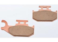 Pastillas de freno trasero Sinterizadas Brp/Can Am Quest 500 2002, Traxter 500 02-05, DS650 Baja 01-06, Traxter 650 04-05, Quest 650 02-04