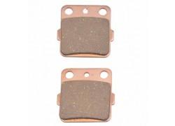 Pastillas de freno delantero Sinterizadas Honda TRX250 EX 01-14, TRX300 EX 93-11, TRX400 EX 99-13