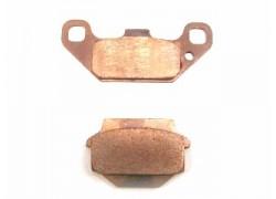 E64-71975 Pastillas de freno delantero Sinterizadas Suzuki LT230 85-93, LT250 85-92