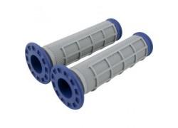 """G170 Puños Quad/Atv """"Dual Compund"""" RENTHAL Color Azul"""