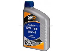 Aceite para grupo helicoidal y transmisiones Gear Trans 85W140 GRO