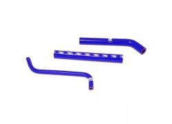 Kit tubos radiador silicona azul Honda TRX450 R 04-11