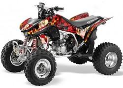 Kit Adhesivos Motorhead Mandy AMR Honda TRX450 R 04-11