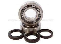 Kit Rodamientos y retenes cigüeñal Honda TRX450 R 04-05, TRX450 ER 04-05