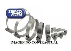 Kit de abrazaderas para tubos radiador SAMCO Artic Cat DVX400 03-06, Kawasaki KFX400 03-07, Suzuki LT-Z400 03-08