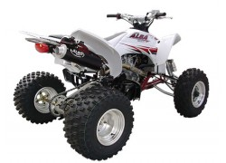 Kit adhesivos ALBA RACING YFZ450