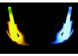 Luz quimica de Emergencia