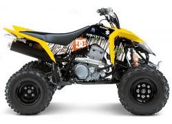 Kit adhesivos MONSTER ENERGY Suzuki LT-Z400 03-08