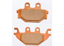 Pastillas de freno delantero/trasero Sinterizadas CanAm DS250 06-12