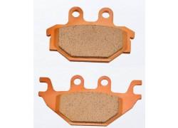 Pastillas de freno delantero Sinterizadas Kymco KXR250 04-10, MXU250 04-10, Maxxer 300 06-08