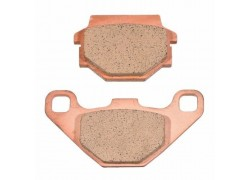 Pastillas de freno trasero Sinterizadas Goes 220 05-06, 225 S 12-13, 350 G S 08-14