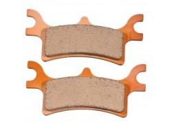 Pastillas de freno trasero Sinterizadas Polaris 400 Sportsman 03-04, 450 Sportsman 06-07, 500 Magnum 02-03, 500 Scrambler 05-13, 500 Sportsman 03-08, 500 Sportsman Forest 2012