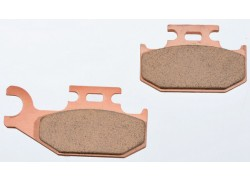 Pastillas de freno delantero lado Derecho Sinterizadas (FA317/FA307) Brp/CanAm
