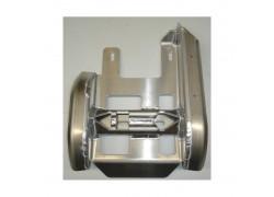 Protector de disco y corona Suzuki LT-Z400 03-08
