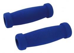 Puños de espuma Azules