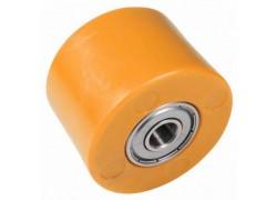 Rodillo Tensor de cadena 42x8x29 Naranja