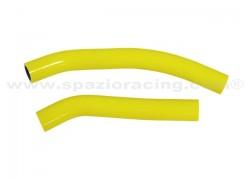 Kit tubos radiador silicona Amarillo Suzuki LT-R450 06-14