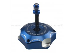 Tapon deposito gasolina Azul RACEPRO Yamaha YFM700 Raptor 06-20