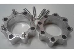 Separadores traseros Yamaha YFZ 450 04-13, YFZ450R 09-17, YFZ450X 09-17, YFM660 Raptor 01-05, YFM700 Raptor 06-17