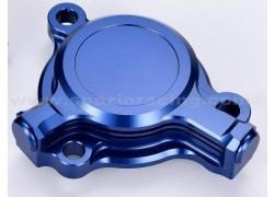 Tapa filtro de aceite Azul Yamaha YFZ450 04-09