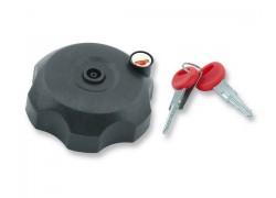 Tapon deposito gasolina con llave Honda TRX250EX 01-08, TRX250 Fourtrax 02-12, TRX400 Rancher 04-07., TRX500 Rubicon 01-14, TRX650 Rincon 03-05, TRX680 Rincon 06-10
