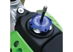 Tapón deposito gasolina ZETA RACING Artic Cat DVX400 03-06, Kawasaki KFX400 03-06, Suzuki LT-Z250 04-08, LT-Z400 03-08, LT-R450 06-08