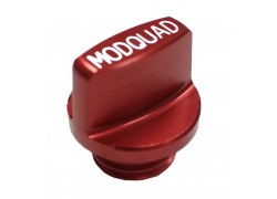 Tapón llenado aceite motor Rojo MODQUAD Yamaha YFS200 Blaster 88-06, YFZ450 04-13