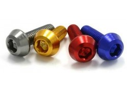 D58-52 825 Tornillo aluminio M6 hexagonal DRC