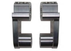 Torretas universales (28mm.) para elevar el manillar (28mm.) SP RACING