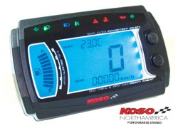 "Multimeter/ordenador ""Quad/ATV"" XR-SRN KOSO."