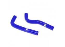 Kit tubos radiador silicona azul Yamaha YFZ450 04-08