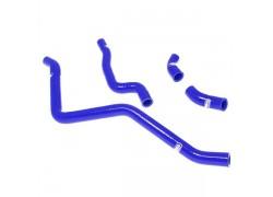 Kit tubos radiador silicona azul Yamaha YFM660 Raptor 01-05