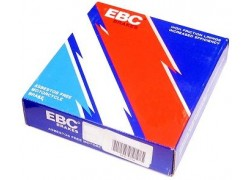 Zapatas de freno EBC.