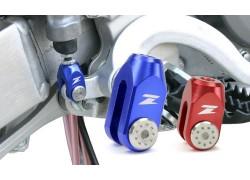 Leva empujadora del pedal freno trasero ZETA RACING Suzuki LT-R450 06-09