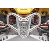 """Defensa delantera """"V-Pro"""" DG Honda TRX400 EX"""