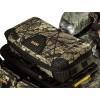 Detalle de la maleta quad LUXE KOLPIN Camuflage montada