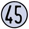 Disco de 45 Homologado XPEED