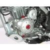 Tapones motor Rojo ZETA RACING Honda TRX400 EX 99-08, TRX450 R/ER 04-09