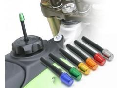 Válvula antiderrame para tapón depósito de gasolina ZETA RACING