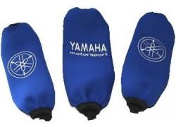 Fundas amortiguadores Azules Yamaha YFM660 Raptor 01-05