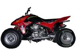 Honda con kit suspensión