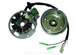 Volante magnético E-Ton 50 99-02, Polaris 50 Predator 04-06, 50 Scrambler 01-03