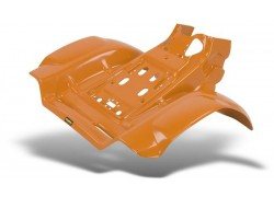Plástico trasero MAIER TRX250 R