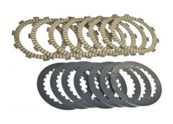 Discos de embrague + separadores Gas Gas 450 Wild HP 04-08
