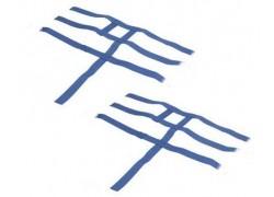Redes Azules para parrillas ALBA PROELITE, OUTSIDE y ART