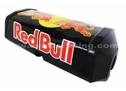 Protector manillar de 28mm. Fatbar® tipo PROTAPER Negro RED BULL